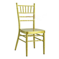 China Aluminum Banquet Wholesale Visit Chair