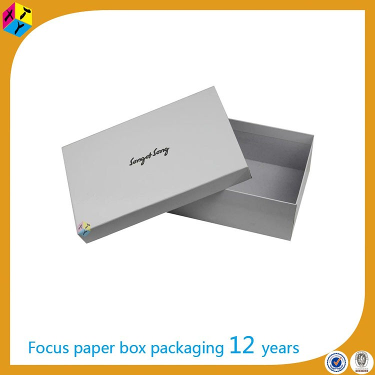 cheap plain for sale cardboard shoe boxes bulk