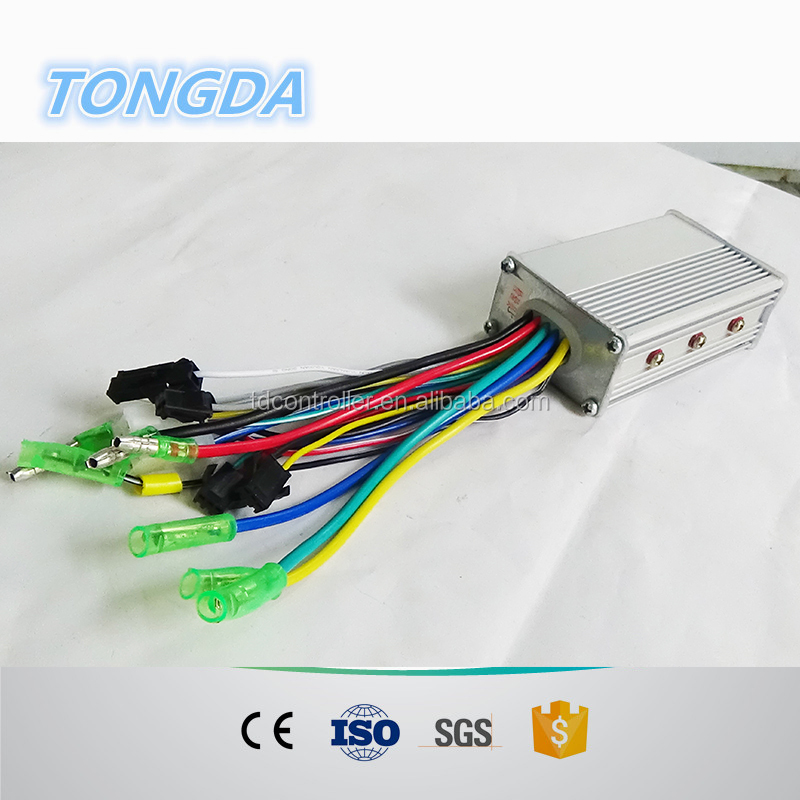 dc motor speed controller 180w pwm controller