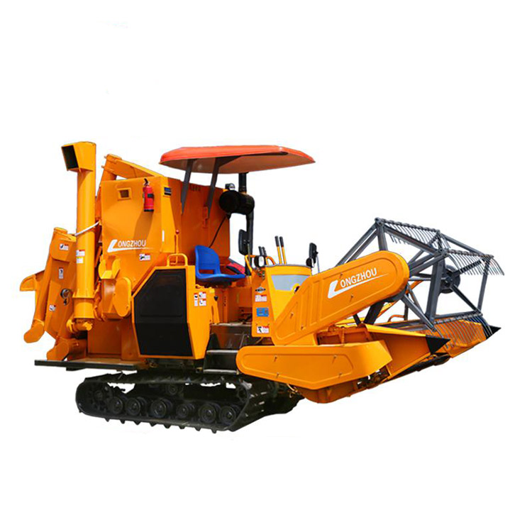 Mini Harvester Type and Combine Harvester 4LZ-2.5 Usage Mini Rice Paddy Cutting Machine