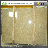 Brazilian Exotic Granite Slabs With Giallo Granite