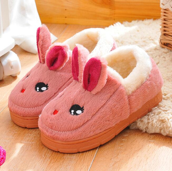 zm51949a 2016 winter boy new models slippers soft sole indoor slippers