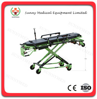 SY-K011 Medical Cheap Folding Ambulance Stretcher