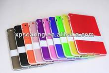TPU+PC stand case back cover for ipad mini 2