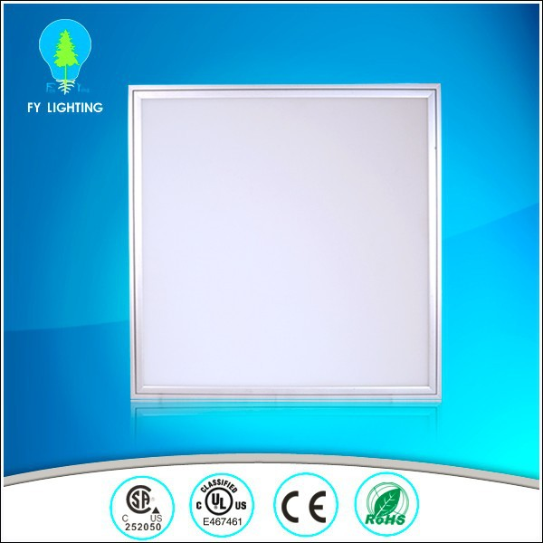 Ultra-thin led recessed ceiling panel light 60x60 cm led panel light 50w with UL cUL CSA Certificates