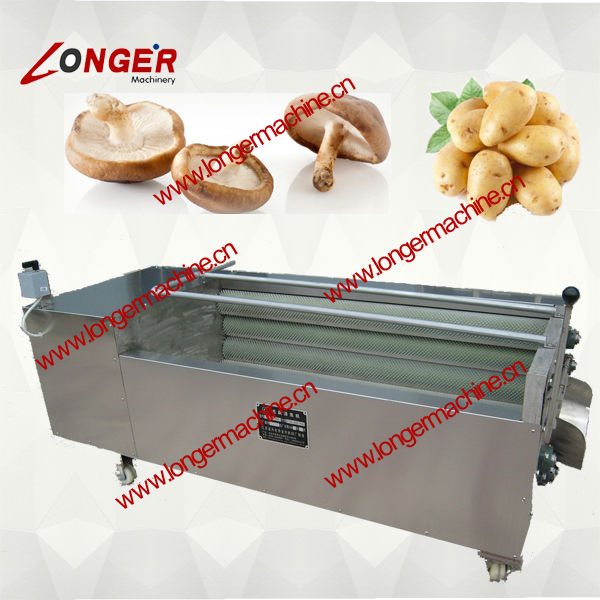 Mushroom Washer Machine