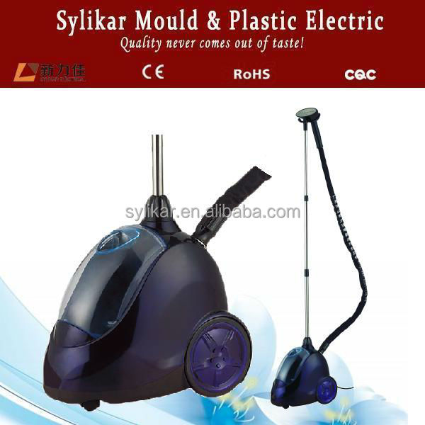 Hot selling vertical hanging steam iron for different clothes heavy duty steam iron optima steam