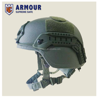 Level IIIA MICH aramid bulletproof helmet