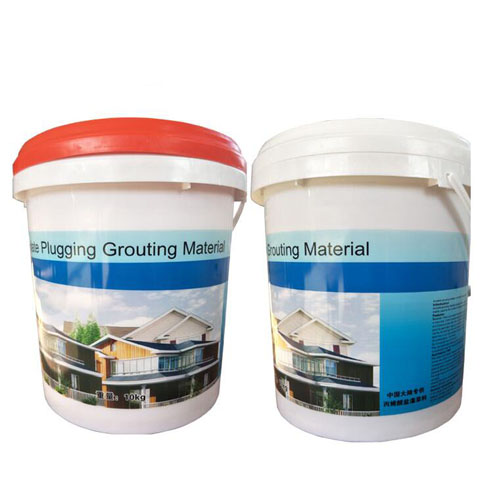 Acrylic VE Resin Grout Used For Concrete Construction