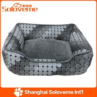 Hot sale new design cozy pet bed