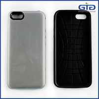 [NP-1641] TPU PC Armour Protector Cases for iPhone 5G 5S 5C