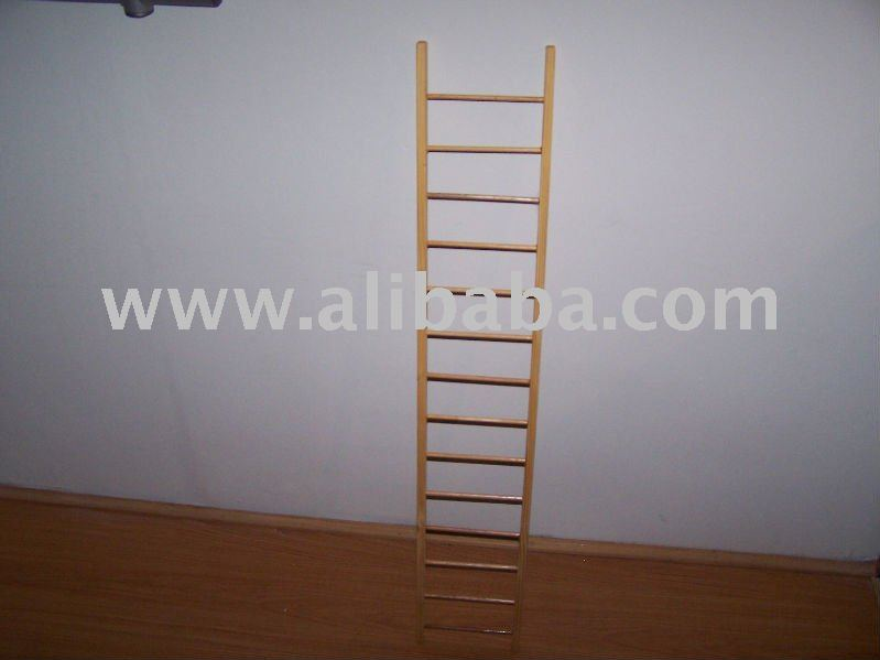WOODEN PET LADDER 3 FOOT LONG BIRD /REPTILE / IGUANA