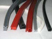 metal rubber weather strip