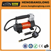 2016 hot sell air compressor pump ,emergency car kit ,portable tire inflator