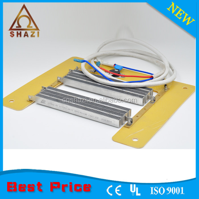 High Quality Cross Flow Fan Heater PTC for Warmer, Fireplace, Dryer