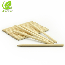 New arrivals 2018 disposable wooden marshmallow roasting sticks 2.0 7.0 dia
