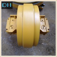 track roller undercarriage spare parts for KATO NK300 crawler crane