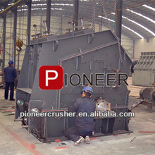 Shanghai Pioneer long life time impact crusher hammer mill