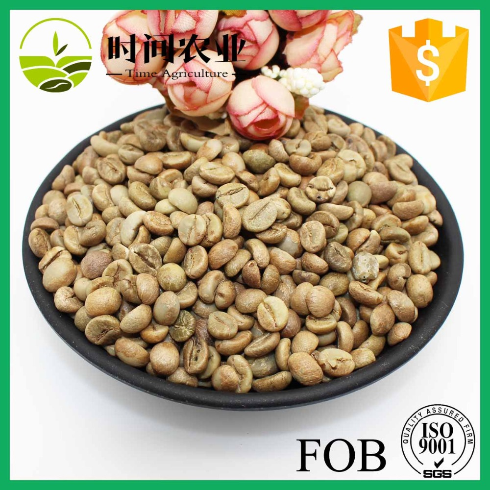 Sale screen 18 Vietnam robusta green coffee beans