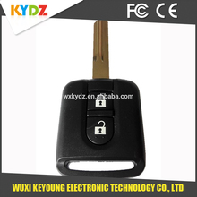 2005-2010 5WK4 876/818 433MHz 2 button Premium club car key blanks for Nissan /Pathfinder