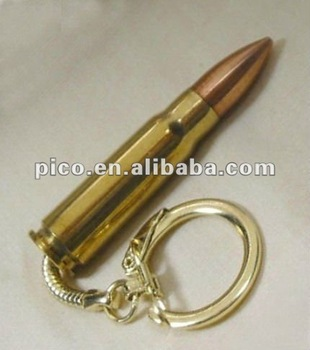 Metal Mini Ball Pen Promotional Souvenir Gift Pen Brass Bullet Pen