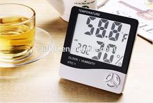 ce certificate electronic led display barometer thermometer hygrometer