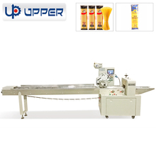 Automatic horizontal pillow pasta vermicelli packing machine