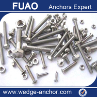gi bolts and nuts m16 anchor bolt and nuts price bolt and nut