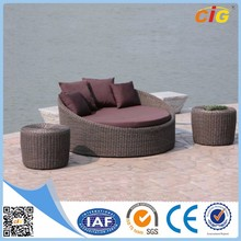 2 Years Warranty OEM/ODM Available Round Lounge Chair