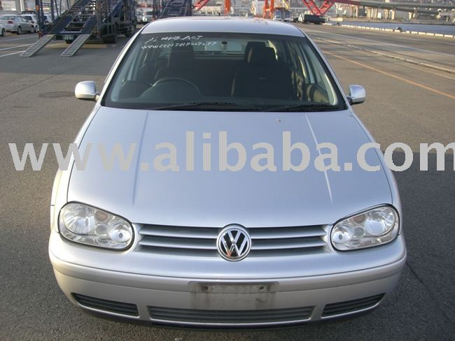 2000 Used Volkswagen Golf Sedan RHD Car