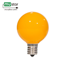 Colorful G50 E17 Festoon lighting Holiday lighting LED light bulb