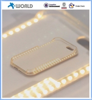China suppliers mobile phone led light selfie phone case