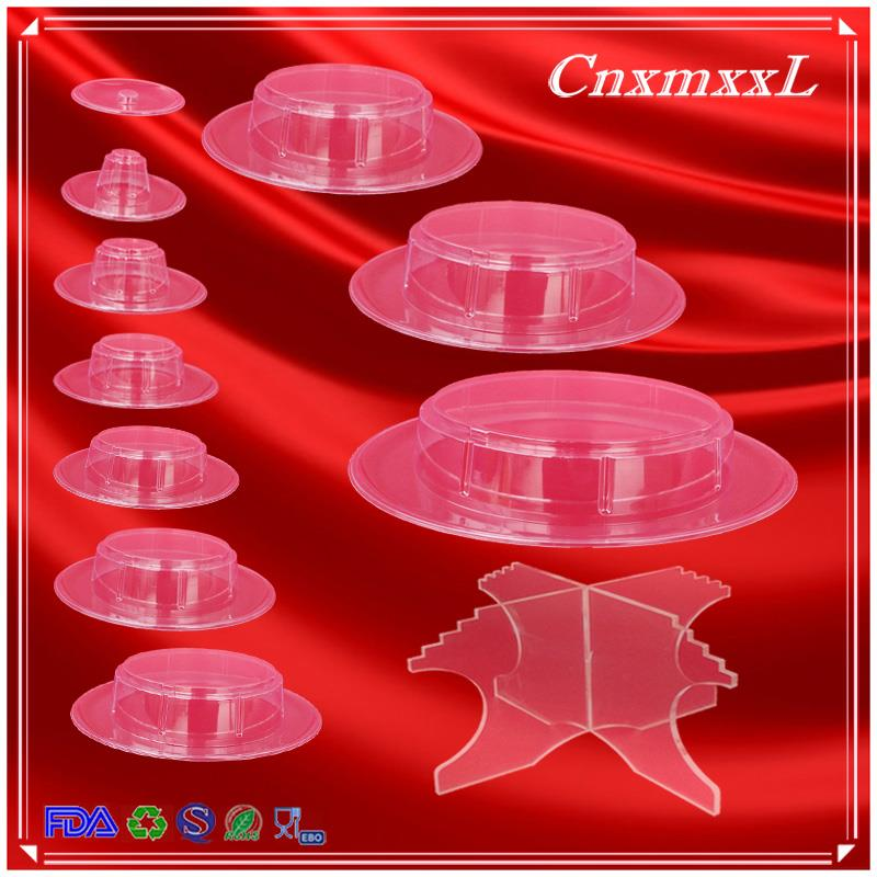 <strong>Retail</strong> online order French 10 tier macaron tower macaron display stand tower packaging of CnxmxxL
