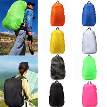 1pcs/lot School Backpack Rain Cover ,Should Bag Waterproof Cover, Outdoor Climbing Hiking Travel Kits Suit For 35L-40L