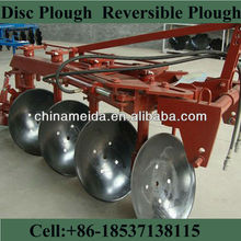 High Quality 2,3,4,5,6,disc Factory New One Way Side furrow disc plough Reversible Disc Plough Pipe Plough