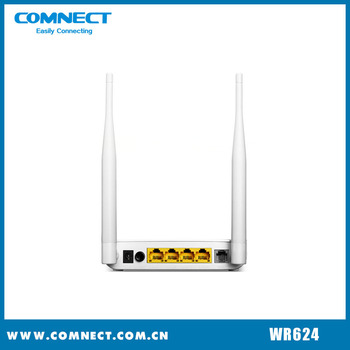 New design Wireless N fiber optic router with high quality