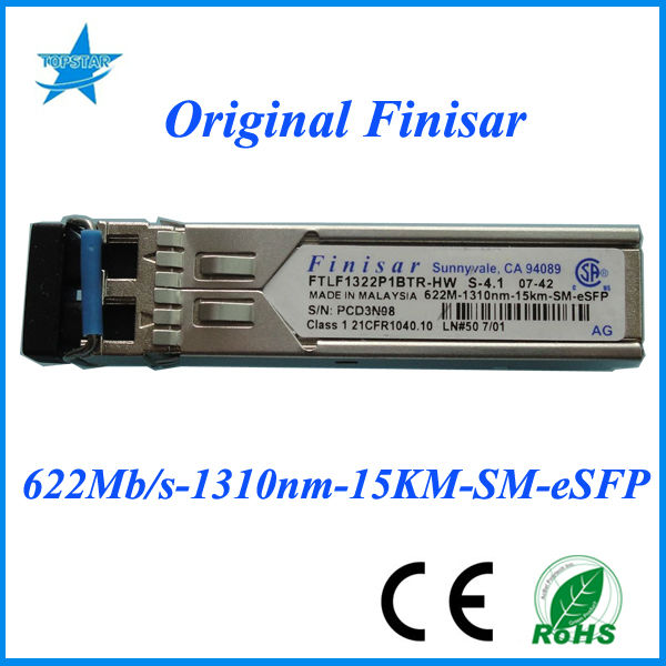 Finisar FTLF1322P1BTR 622Mb/s-1310nm-15km optical fiber ground wire