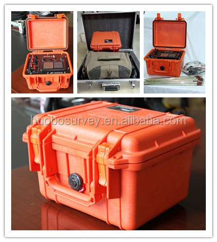 WDDS-2 DC Resistivity Meter Geophysical equipment for mineral exploration