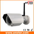 Wireless Waterproof IR IP Camera 1 Mega pixels high resolution network camera wifi 3G bullet camera