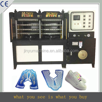 New style shoes machine make KPU shoe surface with safty cover and sensor