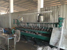 steel wool roll making machine from factory