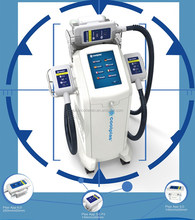 Salon use Best cool tech fat freezing anti cellulite machine body shape equipment