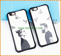 New arrival cartoon tpu shockproof mobile phone case for iphone 7