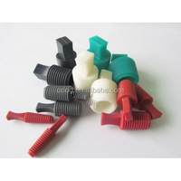 rubber screw plug