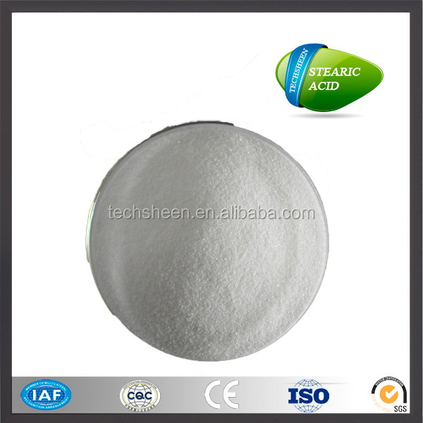 candles raw material tech white granule 1801 cheap stearic acid