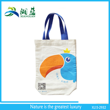 hot selling cotton promotion bag, winter cotton handbag, cotton tote bag with printing