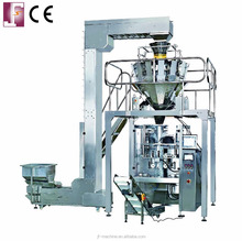 chocolate automatic Vertical form fill seal packaging machines with multihead bulk weigher