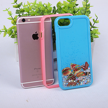 Two-in-One design mixed color mobile phone case cover For iphone 6 6S 7 7S
