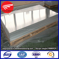 Manufacturing 3xxx Aluminum Plate for Construction Buildings