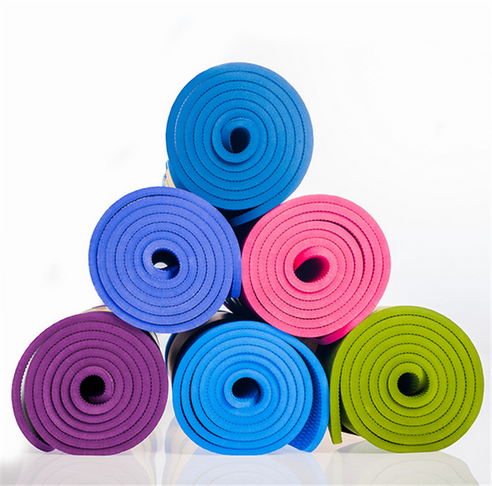 High quality 1/2 thickness Yoga Mat 72inch gym mat